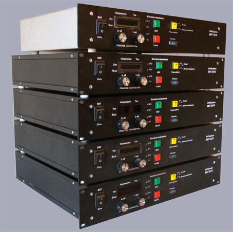 Серия высоковольтных источников тока